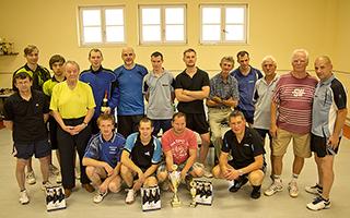 Tischtenniswettkampf 2013  SV Diera - MSV 08