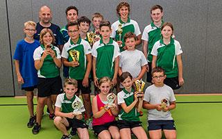 Tischtennis-Camp Sommer 2017